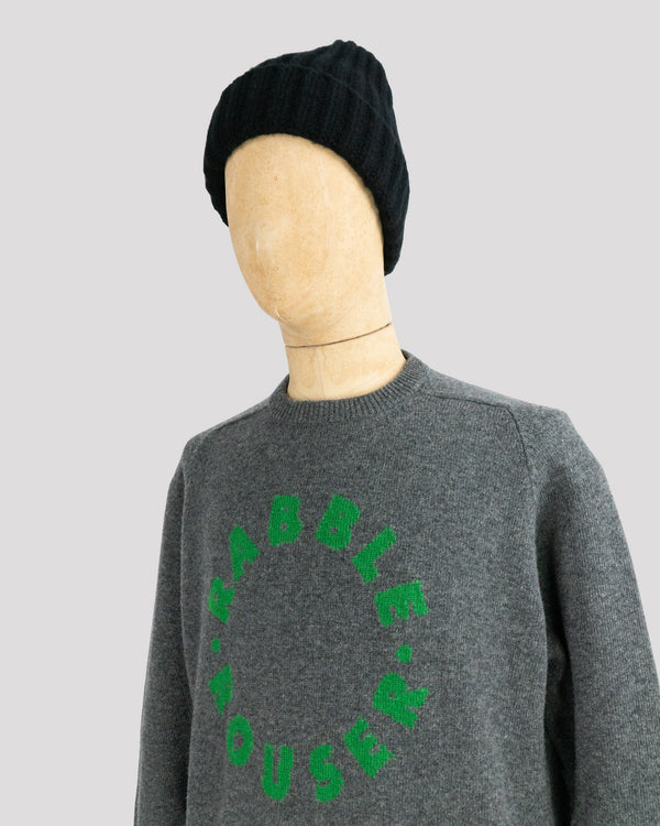 Your Samples Collective Intarsia Jumper