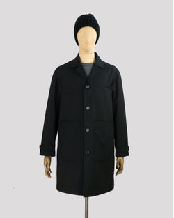 Your Samples Collective, Everyday Crombie Coat, Crombie Coat