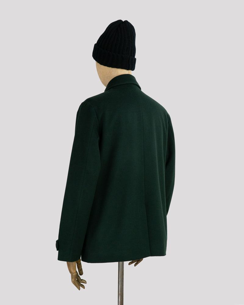 Your Samples Collective Short Car Coat