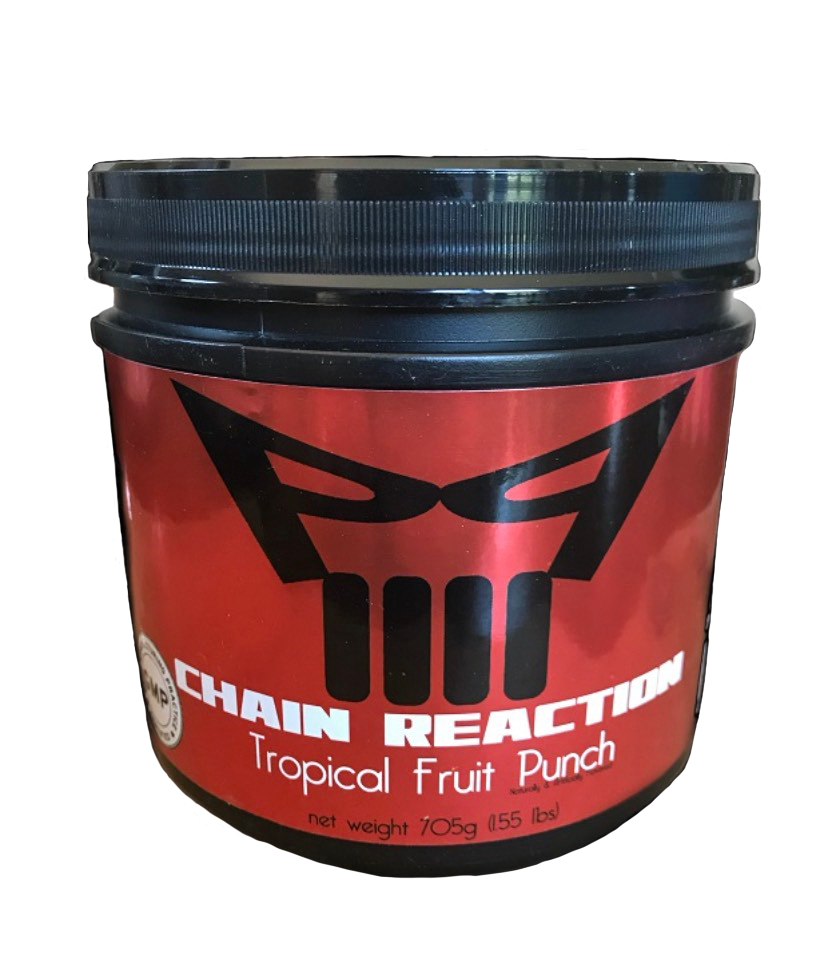 branch chain amino acids tropical punch Chain Reaction