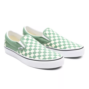 SCARPE CHECKERBOARD CLASSIC SLIP-ON