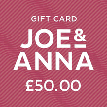 Load image into Gallery viewer, Joe and Anna Gift Card
