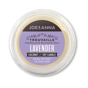 Lavender coconut & soy wax melt 40g
