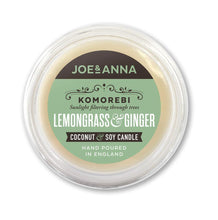 Load image into Gallery viewer, Lemongrass & Ginger coconut & soy wax melt 40g