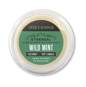 Wild Mint coconut & soy wax melt 40g Joe and Anna Marketplace