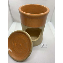 Load image into Gallery viewer, Stoneware Oil/ Wax Melt Burners Joe and Anna Marketplace