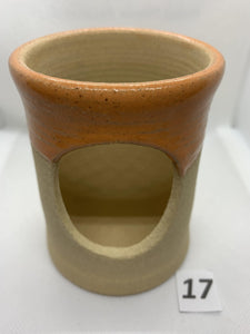 Stoneware Oil/ Wax Melt Burners