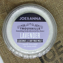 Load image into Gallery viewer, joe-and-anna-marketplace - Lavender coconut & soy wax melt 40g - Joe and Anna Marketplace -