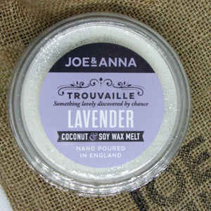 joe-and-anna-marketplace - Lavender coconut & soy wax melt 40g - Joe and Anna Marketplace -