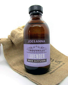 joe-and-anna-marketplace - Lavender reed diffuser 200ml - Joe and Anna Marketplace -