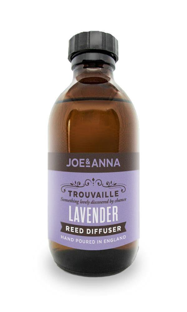 Lavender reed diffuser 200ml Joe and Anna Marketplace
