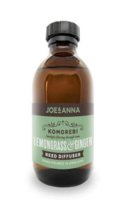Lemongrass & Ginger reed diffuser 200ml