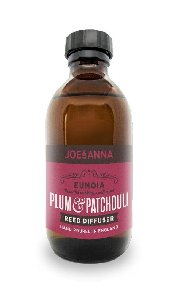 Plum & Patchouli reed diffuser 200ml