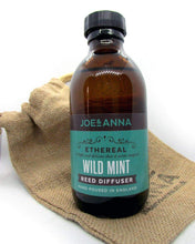 Load image into Gallery viewer, joe-and-anna-marketplace - Wild Mint reed diffuser 200ml - Joe and Anna Marketplace -