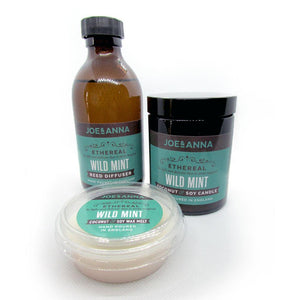 joe-and-anna-marketplace - Luxury Wild Mint Gift Box - Joe and Anna Marketplace -