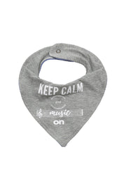 "Bandana ""Keep calm and music on"""