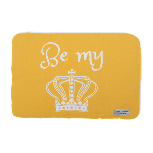 "Funda de ordenador ""Be my queen/king"""