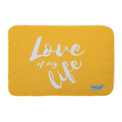 "Funda de ordenador ""Love of my life"""