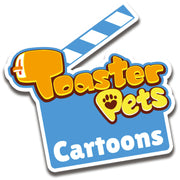 Toaster Pets Cartoons Studio
