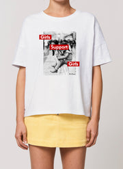 Camiseta Girls Support Girls