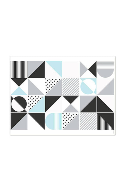 Pack de 2 Salvamanteles individuales Nordic Tiles