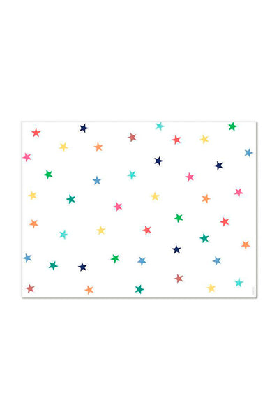 Pack de 2 Salvamanteles individuales Confetti Multicolor