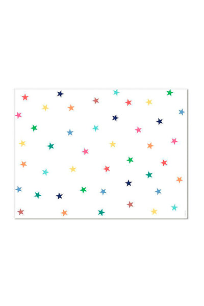 Pack de 2 Salvamanteles individuales Stars Multicolor
