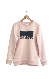 Sudadera Green Cornerss - Rose