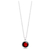 Lunar Eclipse Charmed Simplicity Necklace