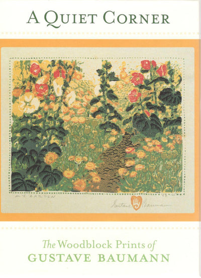 Gustave Baumann Boxed Note Card Set - A Quiet Corner