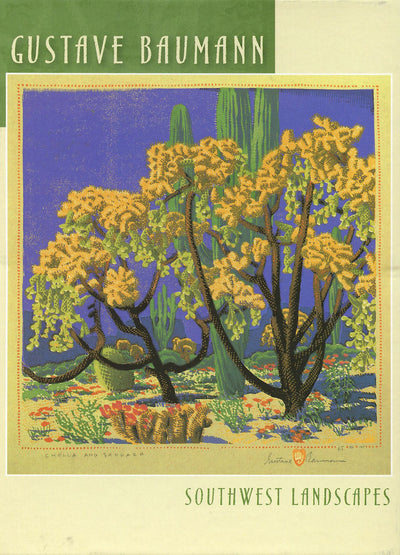 Gustave Baumann - Southwest Landscapes Boxed Card Set