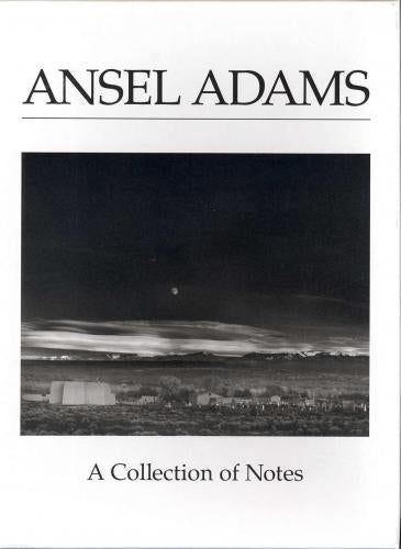Ansel Adams Boxed Note Card Set - A Collection of Notes