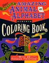 Amazing Animal Alphabet Coloring Book