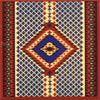 Rio Grande Blanket Ceramic Art Tile