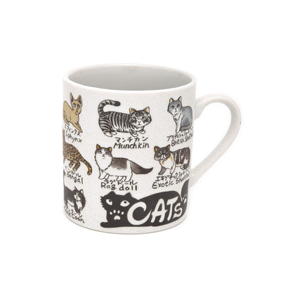 Favorite Cats Mug