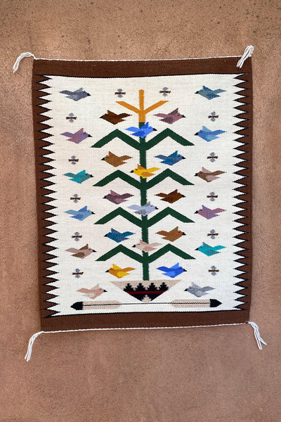 Navajo Tree of Life Rug