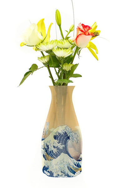 The Great Wave Vase