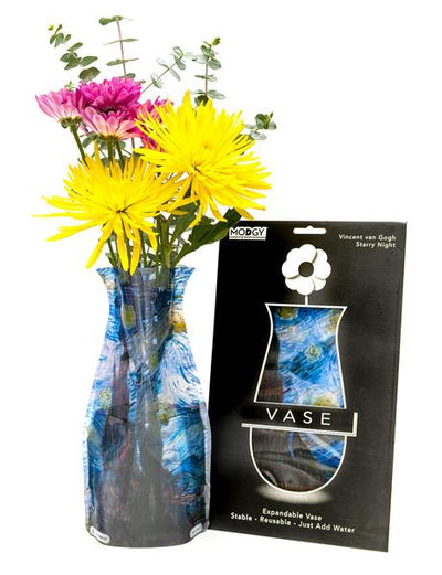Starry Night Vase
