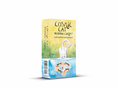 Cosmic Cat Wisdom Cards