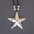 Cippy CrazyHorse Sterling Silver Star Necklace