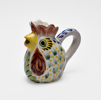Small Rooster Pitcher by Gorky Gonzalez
