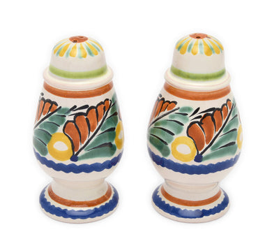 Spinning Salt and Pepper Set by Gorky Gonzalez