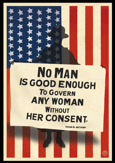 We Demand the Right to Vote: The Journey to the 19th Amendment