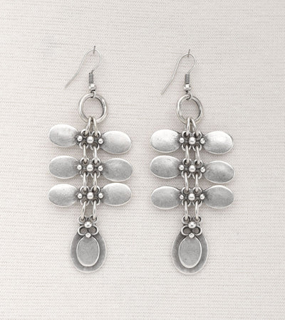 Ovals Earrings