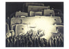 Gene Kloss - Christmas Eve - Taos Pueblo Holiday Cards
