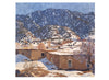 Theodore Van Soelen - A Santa Fe Hillside Holiday Card Set