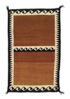 Navajo Rug Tan Card Set