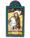 St. Roch - Dog Lovers Pocket Saint