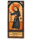 San Francisco de Asis - Animals, Kindness and Ecology Pocket Saint