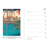 Japanese Woodblock Prints 2021 Engagement Calendar